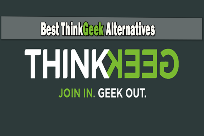 ThinkGeek Alternatives