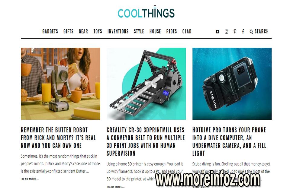 Cool Things