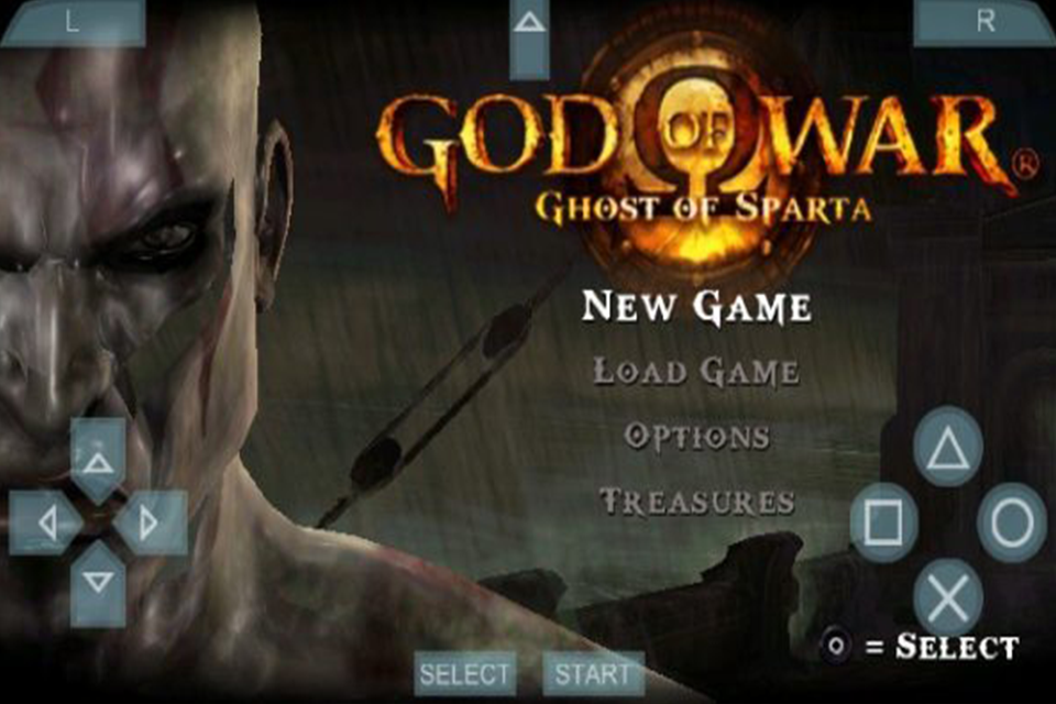 God of War 2 android game
