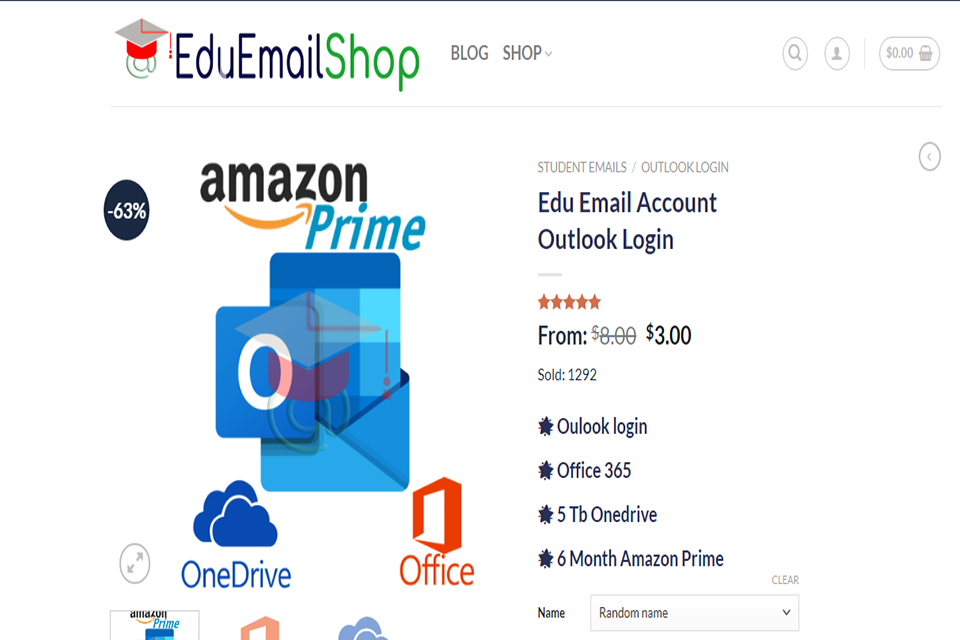 How to buy an edu email account