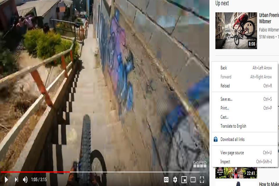 JW player videos using Google Chrome