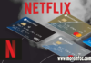 Netflix credit card bins