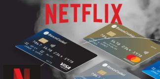 Netflix credit card bins