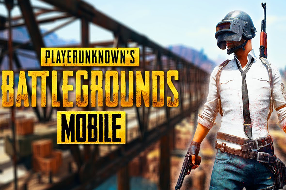 Player Unknown Battle Ground AKA PUBG