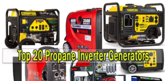 Best Propane Inverter Generators