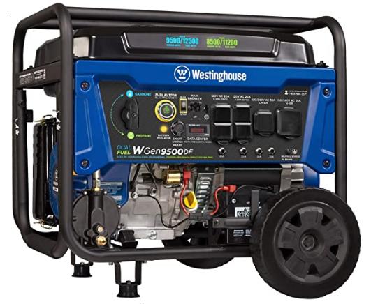 Westinghouse-WGEN9500DF