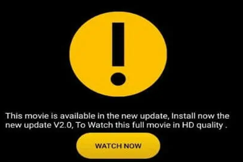 Showbox app is up to date