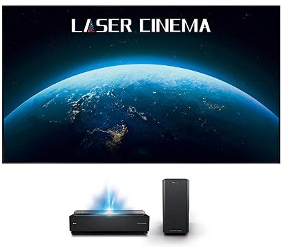 Hisense L10 Series 100 Inches 4K UHD Laser TV