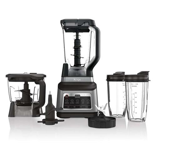 Ninja Professional Plus Kitchen System with Auto-IQ