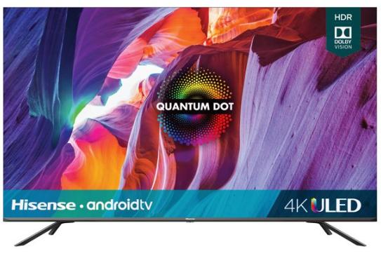 Hisense 65H8G Quantum Series 65 Inches Android TV