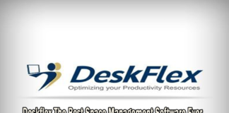 Deskflex The Best Space Management Software