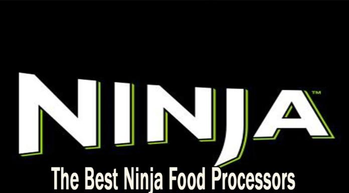 The Best Ninja Food Processors
