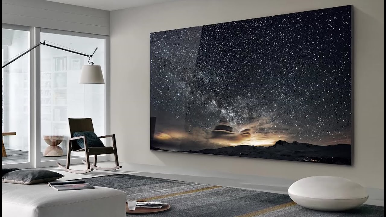 best 219 inch TV