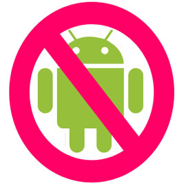 no-android
