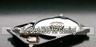 The Best HDD for Gaming