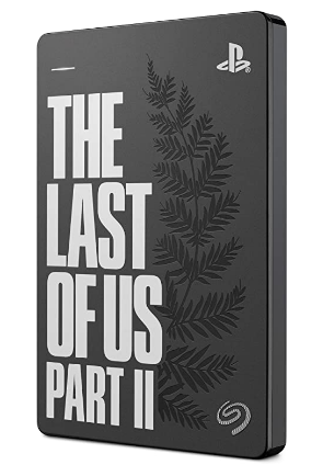 Seagate The Last of Us Part II 2TB Game Drive