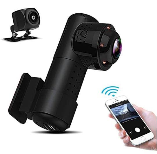 Yakola Y9 Wi-Fi Dash Cam