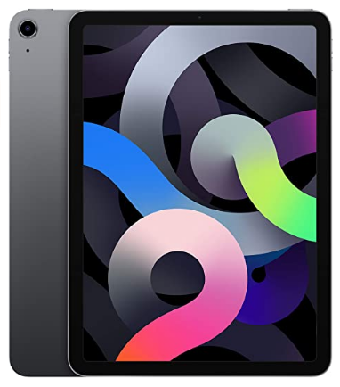 Latest Apple iPad Air 4th Generation (Most lightweight in 10 inch Category)