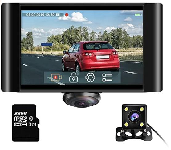 AKASO 360 Dash Cam
