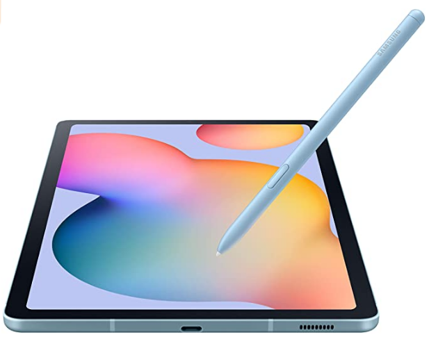 Samsung Galaxy Tab S6 Lite (Finest Tablet under $400 in 10 Inch Category)