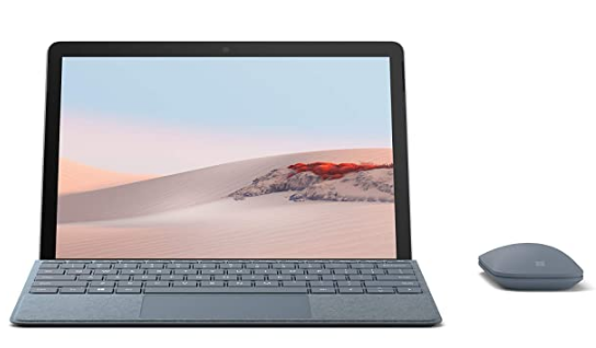 Microsoft Surface Go 2 (10 Inch Tablet with the best Surface)