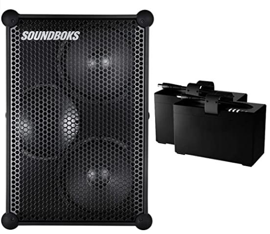 The New SOUNDBOKS- Loudest Bluetooth Speaker